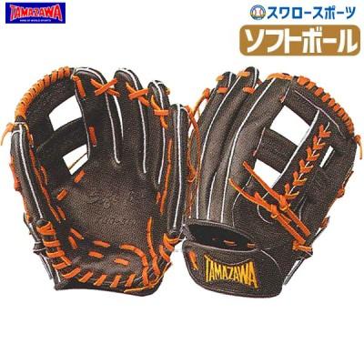 玉澤 タマザワ ソフトボール グローブ グラブ オールラウンド用 中型 TMG-S10