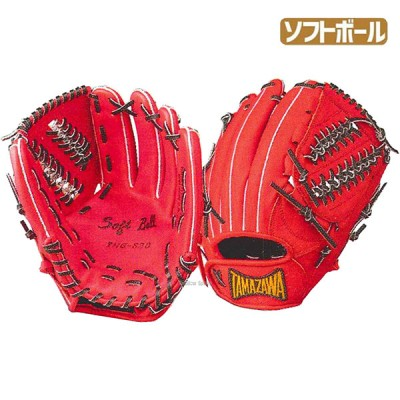 玉澤 タマザワ ソフトボール グローブ グラブ オールラウンド用 大型 TMG-S20
