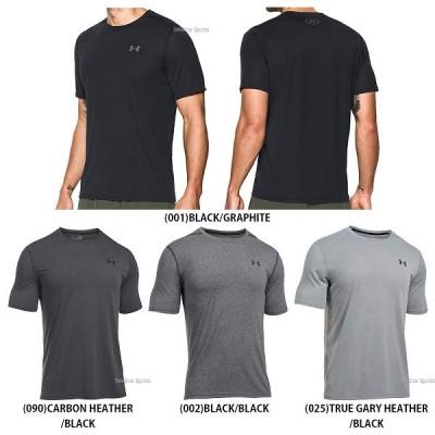 アンダーアーマー Tシャツ UA THREADBORNE SS 半袖 1289583 ヒートギア  スポーツ ウェア ウエア ファッション 夏 トップス 野球用品 スワロースポーツ