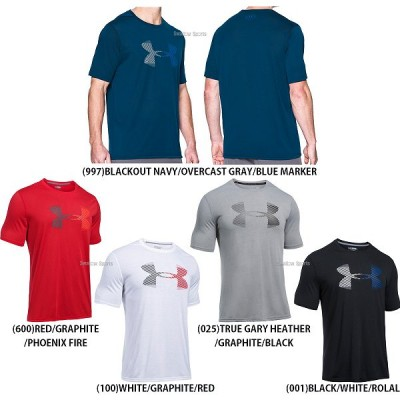 【即日出荷】 アンダーアーマー Tシャツ スレッドボーンサイロ 半袖 1290328