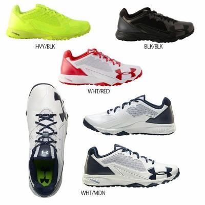 アンダーアーマー ディセプション IIトレーナー シューズ 1285989 靴 スポーツウェア 野球用品 スワロースポーツ■ftd