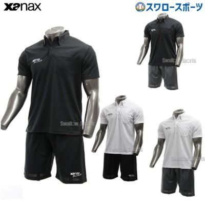 ザナックス Xanax ウェア 上下セット 半袖 ポロシャツ トレーニング ハーフパンツ BW20PS-BW20THP