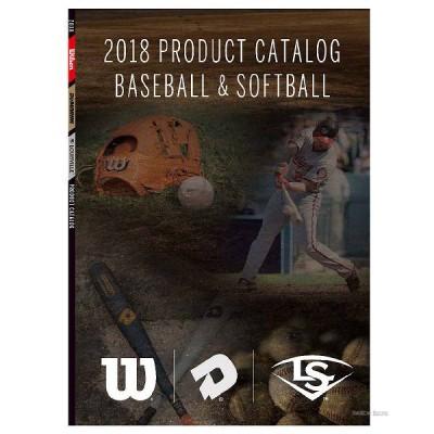 【即日出荷】 ウィルソン・ディマリニ・ルイスビル 野球カタログ2018年 cawilson18 入学祝い