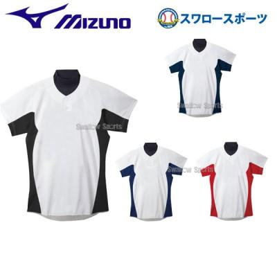 ミズノ ユニフォーム 練習用 シャツ 12JC5F42 ウエア ウェア ユニフォーム Mizuno 野球用品 スワロースポーツ