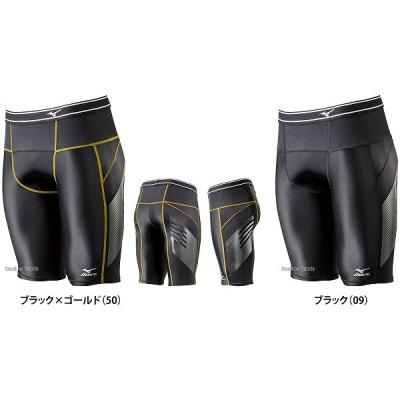 ミズノ BGベースボール・ハーフ タイツ 12JB5B20 ウエア ウェア Mizuno 野球用品 スワロースポーツ