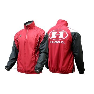 ハイゴールド スワロー限定 オリジナル ハーフジップ ブルゾン 長袖 ジャケット HRD-M5732SW