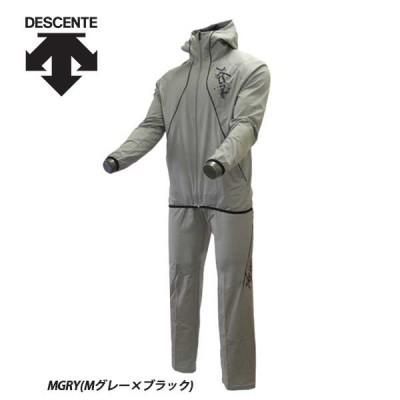 【即日出荷】 デサント タフスウェット上下セット ジャケット パンツ DBX-2700A-DBX-2700PA