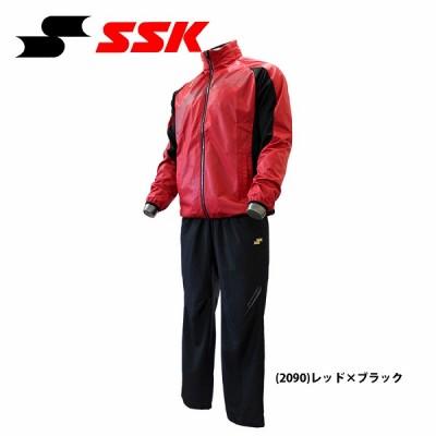 【即日出荷】 SSK エスエスケイ プロエッジ フルジップ上下セット 裏メッシュ プレジャン EBWP17102-EBWP17101P