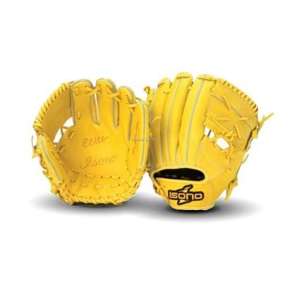 イソノ isono 硬式 グラブ ELITE SERIES 内野手用 GD-144 グローブ 硬式 内野手用 野球用品 スワロースポーツ