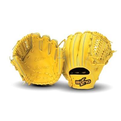 イソノ isono 硬式 グラブ ELITE SERIES 内野手用 GD-146 グローブ 硬式 内野手用 野球用品 スワロースポーツ