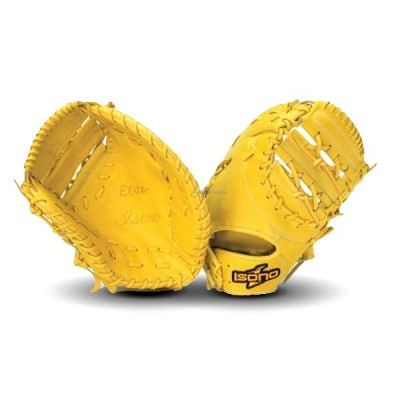 イソノ isono 硬式 ファースト ミット ELITE SERIES 一塁手用 GF-143 グローブ 硬式 ファーストミット 野球用品 スワロースポーツ