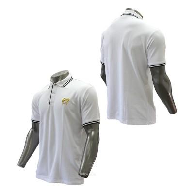 【即日出荷】 ジームス 限定 ドライ&カノコ ハイブリッド ポロシャツ PO-635W