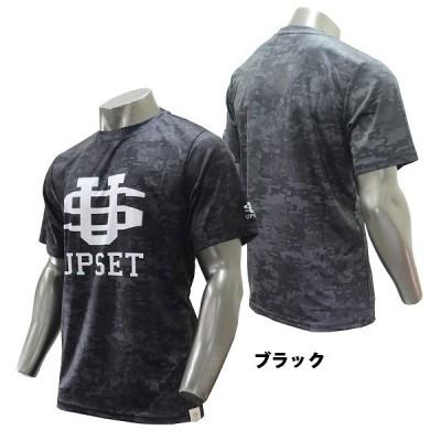 アップセット upset ウェア Tシャツ 半袖 UP-BDH