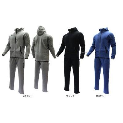 スキンズ(SKINS) スウェットジャケット パンツ 上下セット SAF3651-SAF3651P ウェア ファッション ウエア スエット 野球用品 スワロースポーツ