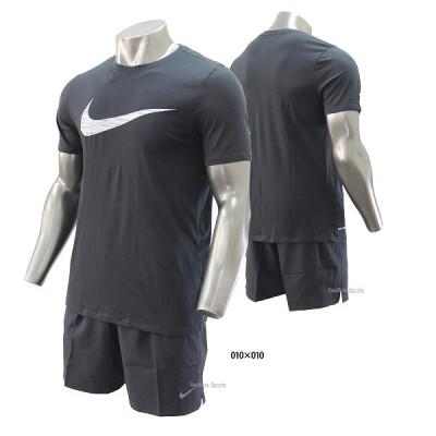 NIKE ナイキ ウェア DRI-FIT ドライ スウッシュ ヘザー Tシャツ フレックス ウーブン ショート ハーフパンツ 上下セット 839894-833272