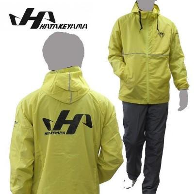 【即日出荷】 ハタケヤマ hatakeyama 限定 ジュニア ウインド ピステ 長袖 上下セット セットアップ HF-JWP17
