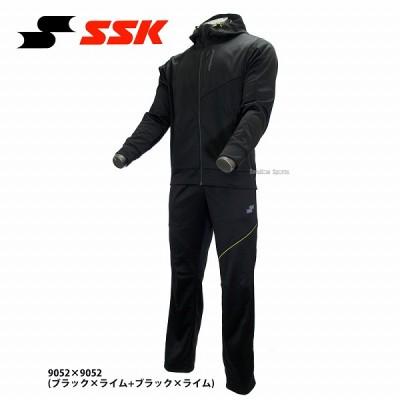 SSK エスエスケイ 限定 PROEDGE フルジップ スウェットパーカー スウェットパンツ 上下セット DRFE16104-DRFE16105P アウター トップス パーカ ファッション スポカジ 野球用品 スワロースポーツ