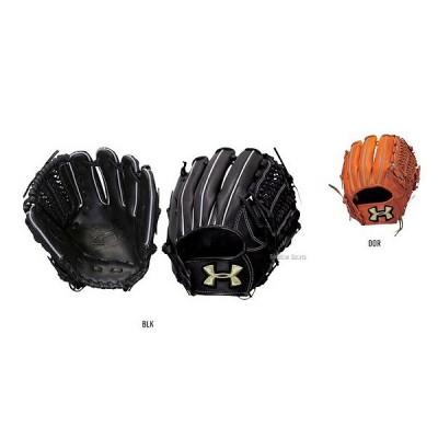 アンダーアーマー UA 軟式用 ベースボールグラブ 右投 内野手用 QBB0247 軟式用 グローブ 野球用品 スワロースポーツ