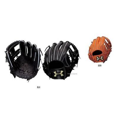【即日出荷】 アンダーアーマー UA 軟式用 ベースボールグラブ 右投 内野手用 QBB0249  軟式用 グローブ 野球用品 スワロースポーツ