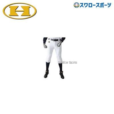 ハイゴールド 練習着 レギュラースリムスペア 野球 ユニフォームパンツ ズボン HEU-3000P