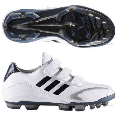 【即日出荷】 adidas アディダス アディピュア T3 KV ポイント シューズ 少年用 AQ8366 GUB59 靴 野球用品 スワロースポーツ