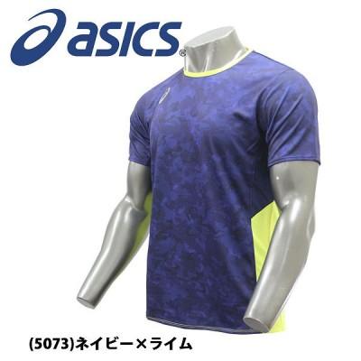 アシックス ベースボール ゴールドステージ グラフィックTシャツ BAF074