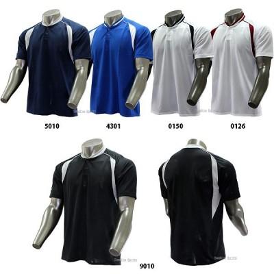 【即日出荷】 アシックス ベースボール メンズ プラクティスシャツ BAD004