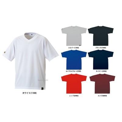 ゼット ZETT ベースボール Vネック Tシャツ BOT615