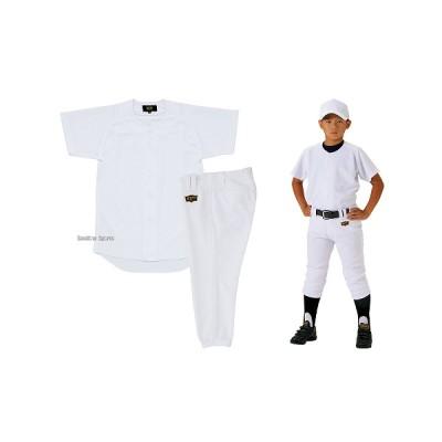 ゼット ZETT 少年用 メカパンライトII ユニフォーム 上下セット BU2080 ウエア ウェア ユニフォーム ZETT 少年・ジュニア用 野球用品 スワロースポーツ 【Sale】