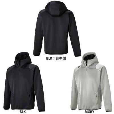【即日出荷】 デサント ベースボールシャツ パーカー 大谷コレクション Oサイズ以上 PJ-396