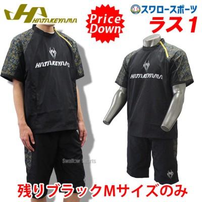 【即日出荷】 ハタケヤマ 限定 ウェア ハーフピステ 半袖 上下セット セットアップ HF-HP18