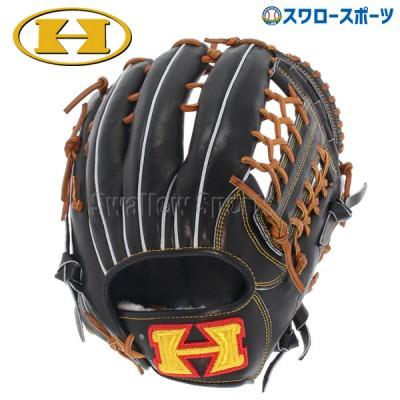 【即日出荷】  送料無料 ハイゴールド 硬式グローブ グラブ 右投 外野手用 外野用 SKG-3518
