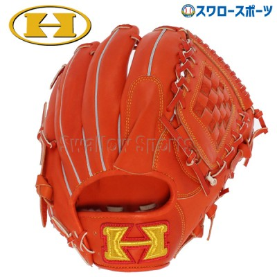 【即日出荷】 送料無料 ハイゴールド 硬式 グローブ グラブ 右投 投手用 SKG-3611