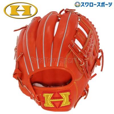 【即日出荷】  送料無料 ハイゴールド 硬式 グローブ グラブ 右投 内野手用 SKG-3614