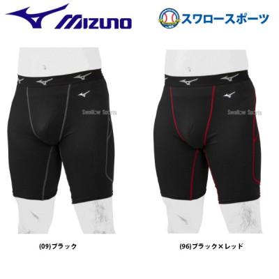 ミズノ MIZUNO ウェア スライディングパンツ ファウルカップ 収納式 KUGEKI 12JB0P23