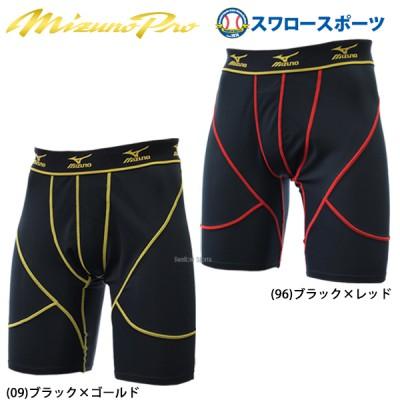【即日出荷】 ミズノ MIZUNO 限定 ミズノプロ スライディングパンツ 12JB9P91