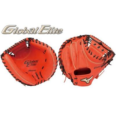 ミズノ 硬式ミット グローバルエリート G True 捕手用 1AJCH15210 Mizuno 【SALE】 野球用品 スワロースポーツ
