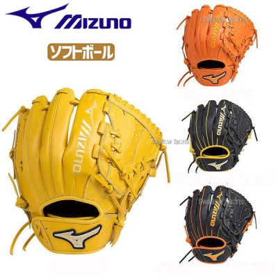 ミズノ ソフトボール グラブ グローブ エレメントフュージョン UMiX  U3 投手 内野手 外野手用 1AJGS18420