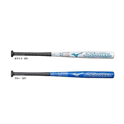 ミズノ ソフトボール 1号 ゴムボール用 金属 バット ソアテック 1CJMS605