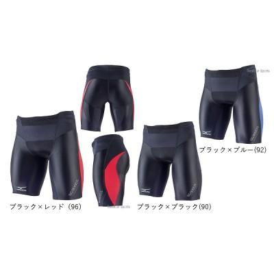 ミズノ MIZUNO バイオギアタイツ(ハーフ) K2MJ6A11 ウエア ウェア アンダーシャツ Mizuno 野球用品 スワロースポーツ