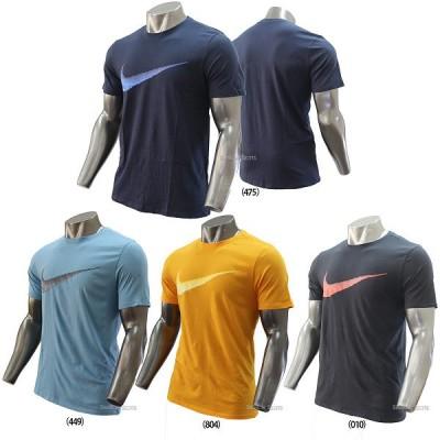NIKE ナイキ ウェア スウッシュ ハングタグ Tシャツ 881731