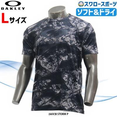 【即日出荷】 オークリー OAKLEY ウェア ウエア Tシャツ ENHANCE QDSS TEEGRP11.0 FOA402423 野球用品 スワロースポーツ