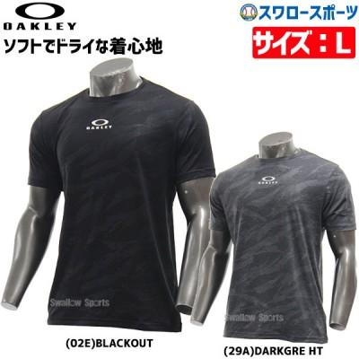 【即日出荷】 オークリー OAKLEY ウェア ウエア Tシャツ ENHANCE QD SS TEE EMBOSS 11.0 FOA402424 野球用品 スワロースポーツ