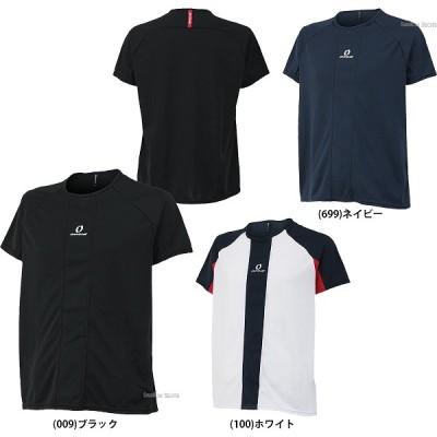 【即日出荷】 【S】オンヨネ ウェア DP STAFF ショルダー Tシャツ OKJ99980