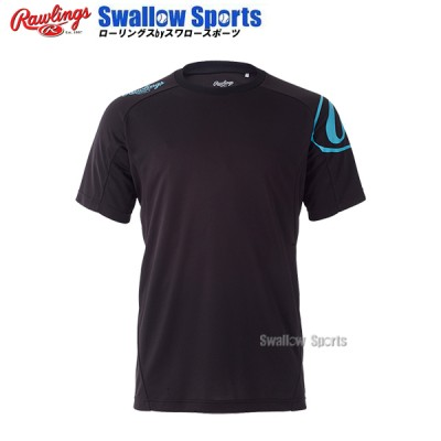 【即日出荷】 ローリングス ウェア オーバルR Tシャツ 半袖 AST8S08