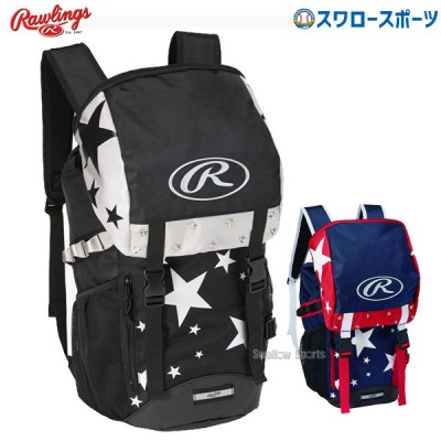 【即日出荷】 ローリングス Rawlings バッグ バックパック 30L 野球リュック EBP10S01