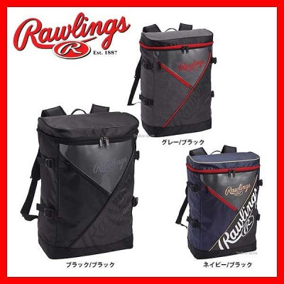 【即日出荷】 ローリングス バッグ バックパック L 33L リュック EBP7S10 バッグ バック 野球用品 スワロースポーツ