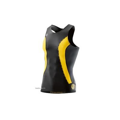 スキンズ DNAMIC メンズ スリーブレス トップ アンダーシャツ ノースリーブ 丸首 DK9905003