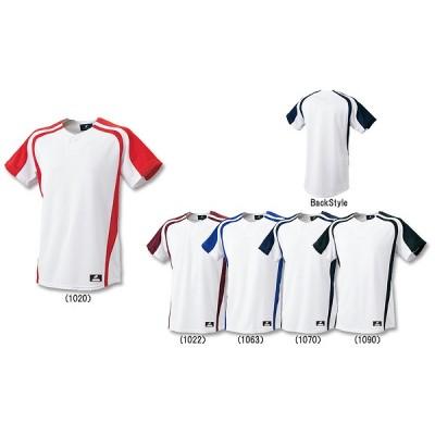 SSK エスエスケイ 1ボタン プレゲームシャツ BW0906