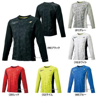 SSK エスエスケイ ウェア proedge プロエッジ グラフィック ロング Tシャツ EBT18004L